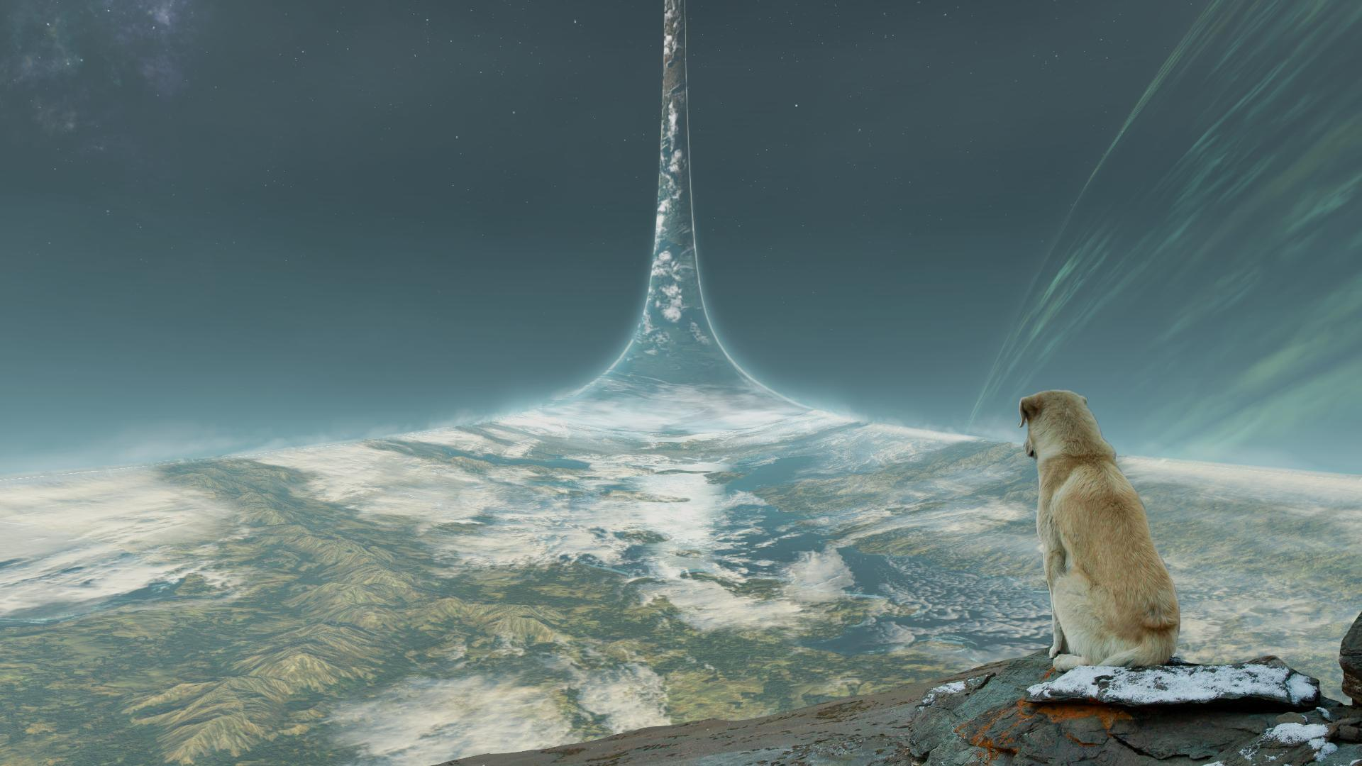 Yarr me just you your pal and the ringworld