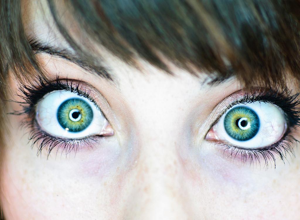 eyes Amateur allure blue